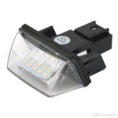 Slika za kategoriju Sijalica za svetlo za registarsku tablicu